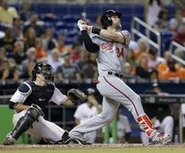 Video: Bryce Harper hit another grand slam