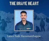 Lance Naik Hanumanthappa Koppad dead: Rana, Mohanlal, Rakul, Lakshmi, Lavanya, other celebs mourn his death