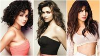 I don't wish to offer myself on a platter: Did Kangana take a dig at Deepika and Priyanka for their Hollywood ventures?