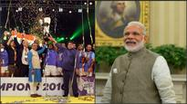The team showed exceptional skills, grit and determination: PM Modi hails India's Kabaddi WC triumph
