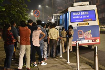 Deployed at banks: TCS Queue busters, handhelds
