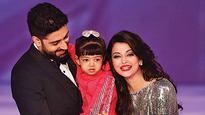 Destination Dubai for Abhishek, Aaradhya and Aishwarya Rai Bachchan!