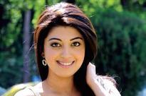 Pranitha Subhash, heroine of mass leader?