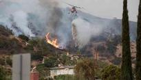 LA Tuna fire forces hundreds to evacuate in Los Angeles