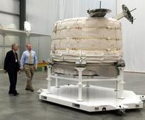 BEAM Me Up! Prototype space room could lead to inflatable Moon bases