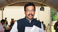 Opposition guns for Vinod Tawde