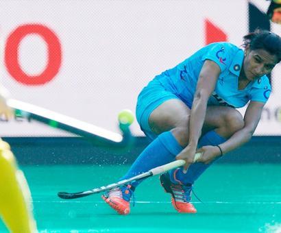 Hockey: India women continue winning run on SA Tour