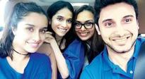 Shraddha's day out