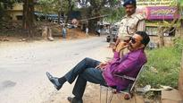 Boss's day on roads: Rishi Raj Singh turns vehicle inspector at Check Post