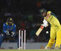 Hastings bowls Australia to one-day series win over Lanka