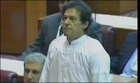 Khan blames injustice for social ills as he makes maiden parliament speech