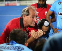 Hockey coach Oltmans on historic medal, transition from ...