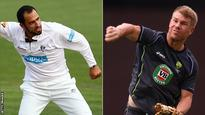 Fawad and Warner set for Ashes call