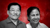 Mamata & Chamling break the ice to ensure peace in the Darjeeling hills