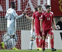 Crystal Palace striker, Benteke, sets new World Cup record