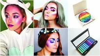 Get on the unicorn make-up bandwagon