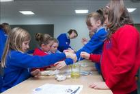University event inspires girls to get into science