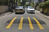 Andrews Ganj ward to get 150 speedbreakers
