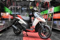 Piaggio to launch Aprilia SR150 scooter in August