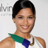 Freida Pinto joins global leaders for call to action to empower girls