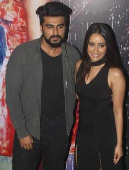PIX: Arjun, Shraddha celebrate Half Girlfriend's success