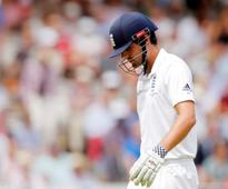 Cricket-Cook hoping Finn will get up to speed