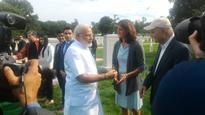 PM Modi pays homage to astronaut Kalpana Chawala