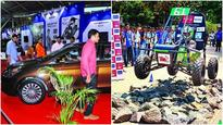 dna auto show is back with a bang