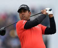 Lahiri fights back, Tied-33rd alongside Spieth and McIlroy