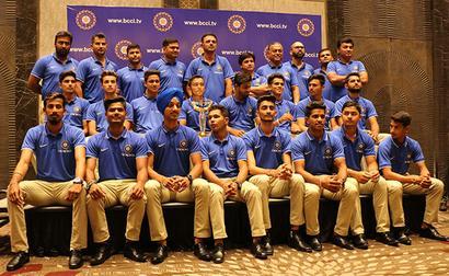 'U-19 WC showed huge gap between India and Pak players'