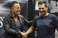 Bruce Springsteen Signs 'Born to Run' Books, Meets Lifelong Fans in New Jersey Hometown