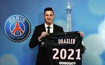 Germany midfielder Julian Draxler joins PSG from...