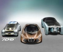 BMW Group To Reveal Four Vision Next 100 Models In 2016