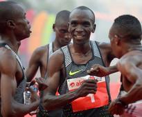 Eliud Kipchoge in audacious bid to break 2hr marathon mark