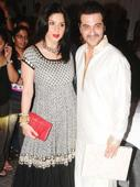 Maheep Kapoor Celebrates her Fortieth in London