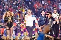 Super Bowl 50 Review: The View from Up Close as Coldplay, Beyonce & Bruno Mars Turned on an Electric Halftime Show