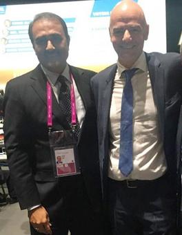 Will AIFF be able to establish fruitful relations with new FIFA boss Infantino?