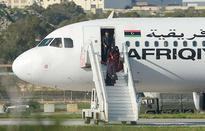 Hijackers of Libyan plane surrender in Malta