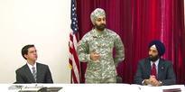 U.S. Army OKs religious exception for turban, beard