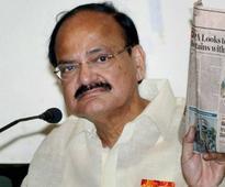 Sonia Gandhi is afraid of defeat in UP, says Venkaiah Naidu