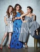 Bipasha, Malaika and Sussanne bond at our cover shoot