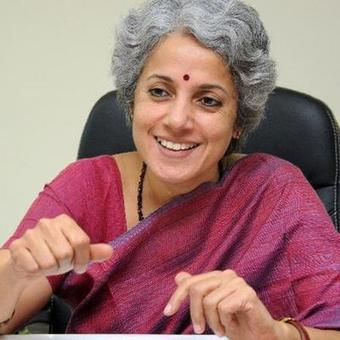 Soumya Swaminathan: Just what the doctor ordered