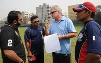 Dean Jones named interim Afghanistan head coach