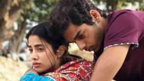 'Dhadak' still: Karan Johar shares a grim moment between Janhvi Kapoor and Ishaan Khatter