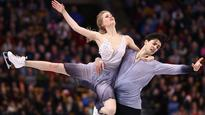 Canada's Weaver, Poje fade out at figure skating worlds