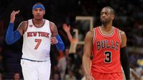Dwyane Wade Thinks Carmelo Anthony Won't Waive His No-Trade Clause Because He Loves New York