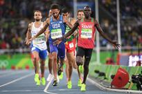 Colorado Springs Boris Berian rolls on, qualifying for Olympic finals in 800 meters