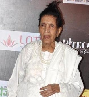 Legendary playback singer Mubarak Begum no more