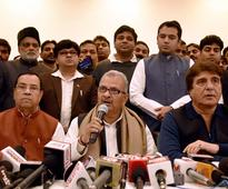 Samajwadi Party, Congress join forces for UP polls