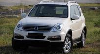 Ssangyong Motor sales up 5.7% in September